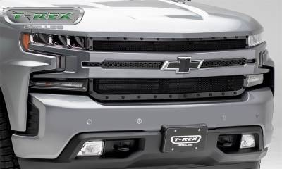 T-Rex Grilles - T-Rex Grilles 6711261-BR Stealth X-Metal Series Mesh Grille Assembly - Image 8