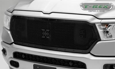 T-Rex Grilles - T-Rex Grilles 6714651-BR Stealth X-Metal Series Mesh Grille Assembly - Image 4