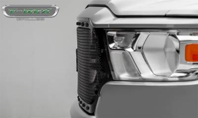 T-Rex Grilles - T-Rex Grilles 6714651-BR Stealth X-Metal Series Mesh Grille Assembly - Image 5