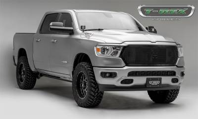 T-Rex Grilles - T-Rex Grilles 6714651-BR Stealth X-Metal Series Mesh Grille Assembly - Image 6