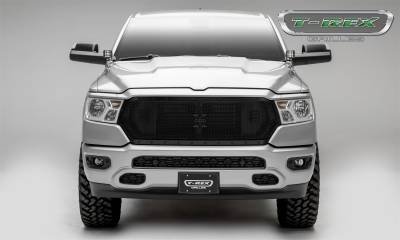 T-Rex Grilles - T-Rex Grilles 6714651-BR Stealth X-Metal Series Mesh Grille Assembly - Image 7