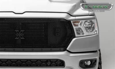 T-Rex Grilles - T-Rex Grilles 6714651-BR Stealth X-Metal Series Mesh Grille Assembly - Image 8