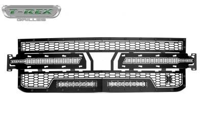 T-Rex Grilles - T-Rex Grilles 7311261-BR Stealth Laser Torch Series Grille - Image 2