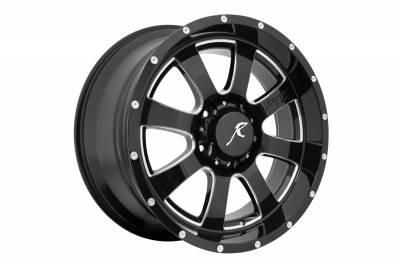 Wheels and  Accessories - Wheel -Aluminum - Raptor - Raptor 5150B-209-5150-00 5150 Series Raptor Wheel