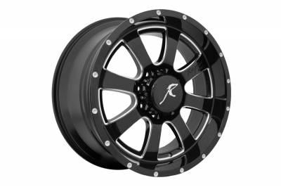 Wheels and  Accessories - Wheel -Aluminum - Raptor - Raptor 5150B-209-8180-00 5150 Series Raptor Wheel