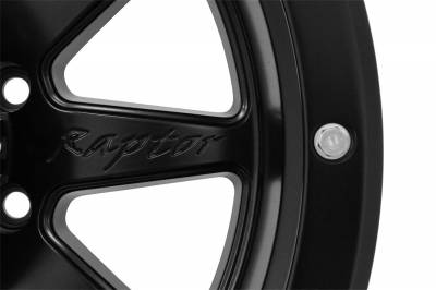 Raptor - Raptor 1057B-2010-655-22 1057 Series Raptor Wheel - Image 3