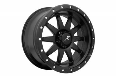Wheels and  Accessories - Wheel -Aluminum - Raptor - Raptor 1057B-209-5150-00 1057 Series Raptor Wheel