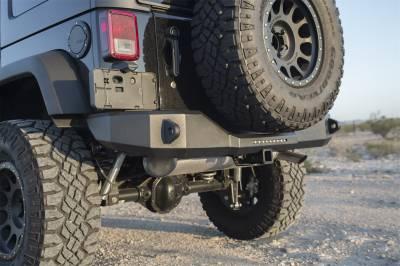 Bumper - Bumper- Rear - Raptor - Raptor RBM13JPN Magnum Rear Bumper