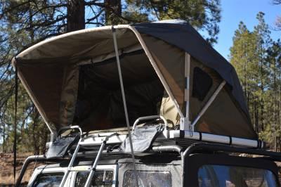 Tent - Tent - Raptor - Raptor 100000-126800 Roof Top Camping Tent