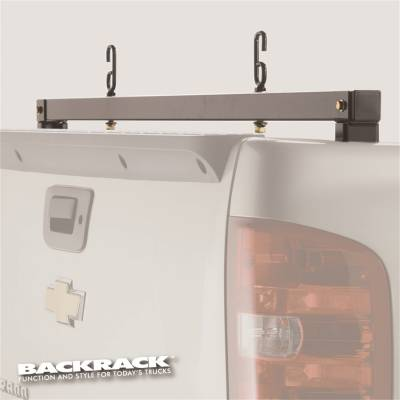 Backrack - Backrack 11524 Truck Bed Rear Bar - Image 2