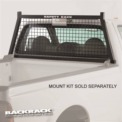 Backrack - Backrack 12800 Louvered Headache Rack Frame - Image 2