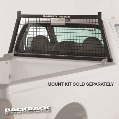 Backrack - Backrack 148SM Half Safety Headache Rack Frame - Image 2