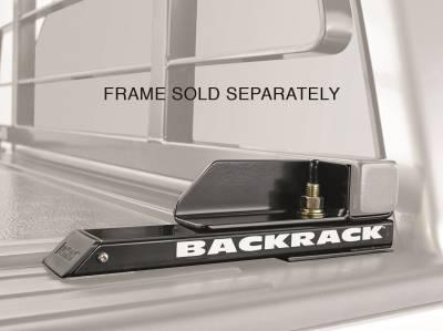 Tonneau Cover Accessories - Tonneau Cover Hardware Kit - Backrack - Backrack 40167 Tonneau Cover Hardware Kit
