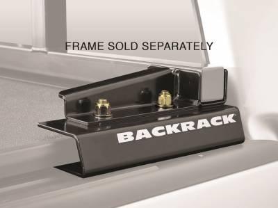 Tonneau Cover Accessories - Tonneau Cover Hardware Kit - Backrack - Backrack 50124 Tonneau Cover Hardware Kit