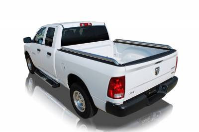 Raptor - Raptor 0205-0197 Universal Truck Bed Side Rails - Image 3