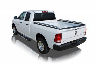 Raptor - Raptor 0205-0243M Universal Truck Bed Side Rails - Image 3
