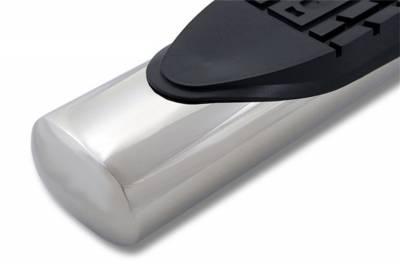 Nerf/Step Bar - Nerf/Step Bar - Raptor - Raptor 0701-0020M Magnum Oval Step Tubes