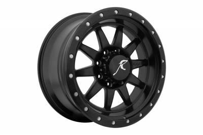 Wheels and  Accessories - Wheel -Aluminum - Raptor - Raptor 1057B-209-8180-00 1057 Series Raptor Wheel