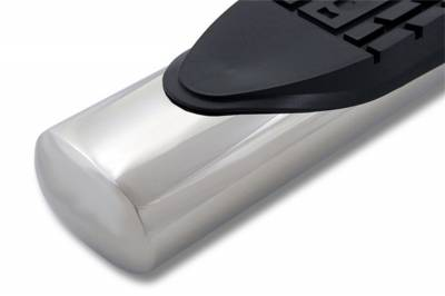 Nerf/Step Bar - Nerf/Step Bar - Raptor - Raptor 0701-0413 Magnum Oval Step Tubes