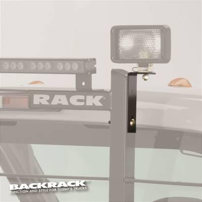 Exterior Lighting - Light Bracket - Backrack - Backrack 91005 Sport Light Bracket