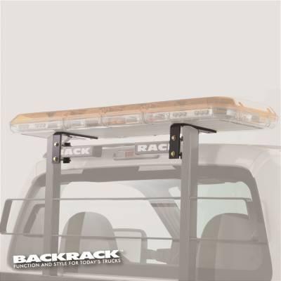 Exterior Lighting - Light Bracket - Backrack - Backrack 91006 Light Bar Bracket