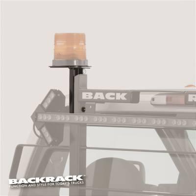 Exterior Lighting - Light Bracket - Backrack - Backrack 81001 Utility Light Bracket