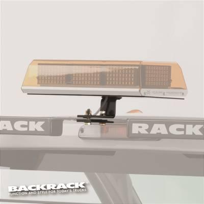 Exterior Lighting - Light Bracket - Backrack - Backrack 91002REC Utility Light Bracket