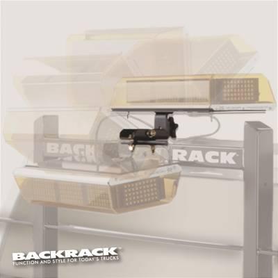 Exterior Lighting - Light Bracket - Backrack - Backrack 91002RECF Utility Light Bracket
