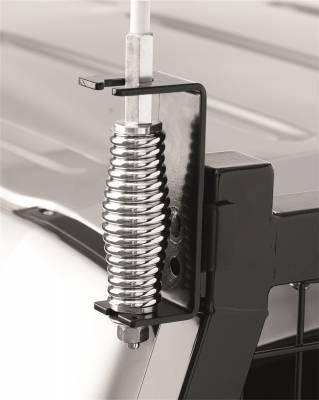 Exterior Lighting - Light Bracket - Backrack - Backrack 41008 Mining Whip Bracket