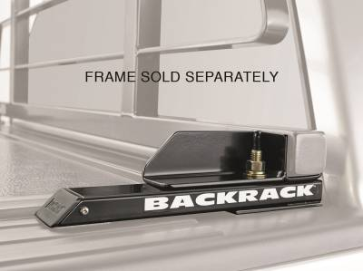 Tonneau Cover Accessories - Tonneau Cover Hardware Kit - Backrack - Backrack 40201 Tonneau Cover Hardware Kit