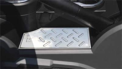 Parking Brake - Hand Brake Trim - T-Rex Grilles - T-Rex Grilles 11481 T1 Series Brake Handle Trim