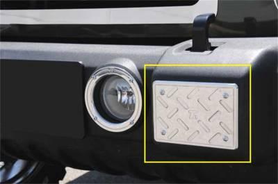 T-Rex Grilles 11484 T1 Series Bumper Guard Plate
