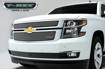 Grille - Grille Insert - T-Rex Grilles - T-Rex Grilles 44055 Sport Series Grille Overlay