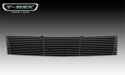 T-Rex Grilles 25112B Billet Series Bumper Grille Insert