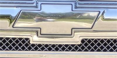 T-Rex Grilles - T-Rex Grilles 19030 Billet Bowtie Emblem
