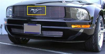 Emblem - Emblem Mount Plate - T-Rex Grilles - T-Rex Grilles 19515 Billet Emblem Bolt-On Mounting Plate