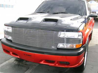 Grille - Grille - T-Rex Grilles - T-Rex Grilles 20081 Billet Series Grille