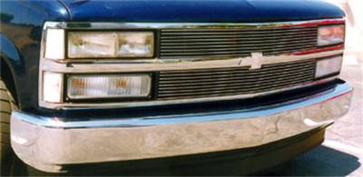 Grille - Grille - T-Rex Grilles - T-Rex Grilles 20030 Billet Series Grille