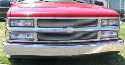 Grille - Grille - T-Rex Grilles - T-Rex Grilles 20045 Billet Series Grille