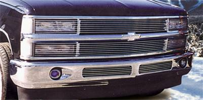Grille - Grille - T-Rex Grilles - T-Rex Grilles 20060 Billet Series Grille