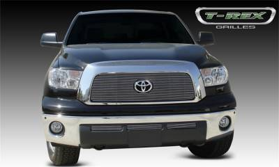 Grille - Grille Trim - T-Rex Grilles - T-Rex Grilles 54958 Upper Class Series Top Grill Accent
