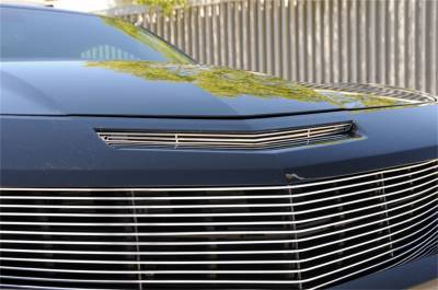 Grille - Grille Trim - T-Rex Grilles - T-Rex Grilles 54026 Billet Series Grille Accent
