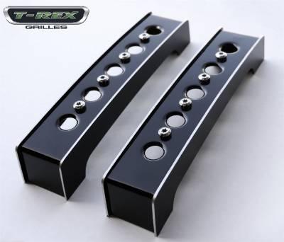 Grille - Grille Trim - T-Rex Grilles - T-Rex Grilles 6451151 X-Metal Series Baja Bars