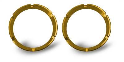 Exterior Lighting - Exterior LED Bezel - KC HiLites - KC HiLites 30552 Flex Bezel Ring