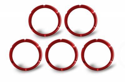 Exterior Lighting - Exterior LED Bezel - KC HiLites - KC HiLites 30564 Flex Bezel Ring
