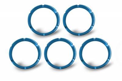 Exterior Lighting - Exterior LED Bezel - KC HiLites - KC HiLites 30563 Flex Bezel Ring
