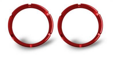 Exterior Lighting - Exterior LED Bezel - KC HiLites - KC HiLites 30554 Flex Bezel Ring