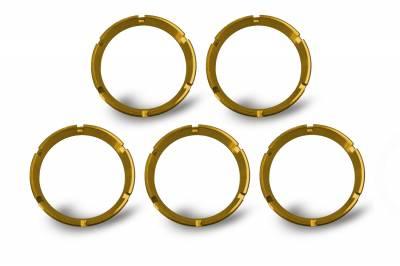 Exterior Lighting - Exterior LED Bezel - KC HiLites - KC HiLites 30562 Flex Bezel Ring