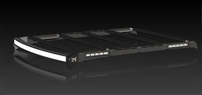 KC HiLites 92081 C-Series Roof Rack