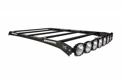 KC HiLites 92102 Gravity Pro6 Roof Rack